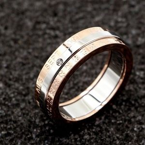 Jewelry - Rotating Date Ring